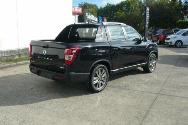 2018 SsangYong Musso Ultimate 5 of 20