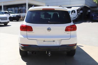 2013 Volkswagen Tiguan 5N MY14 103TDI Pacific Suv Image 3