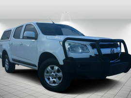 Holden Colorado LT Crew Cab RG MY13