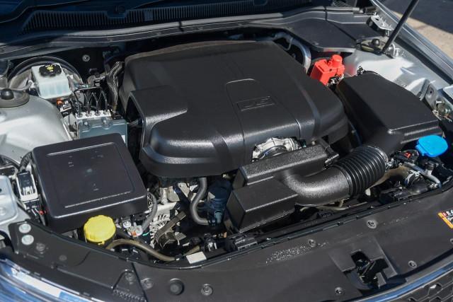 2017 Holden Commodore VF Series II MY17 Evoke Sedan Image 7