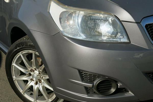 2008 Holden Barina TK MY08 Hatch Image 2