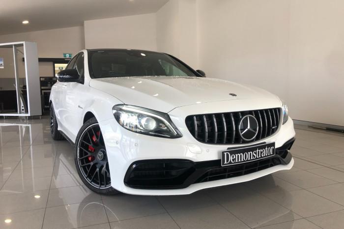 2021 Mercedes-Benz C Class Image 1