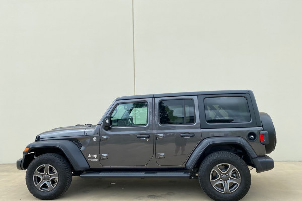2019 Jeep Wrangler JL Sport S Unlimited Suv Image 2