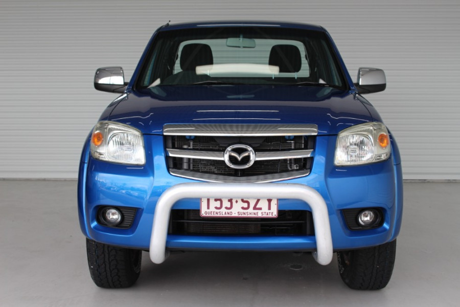 2008 Mazda BT-50 UNY0E3 SDX Utility