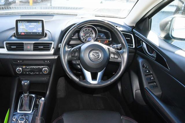2015 Mazda 3 BM Series SP25 GT Sedan Image 15