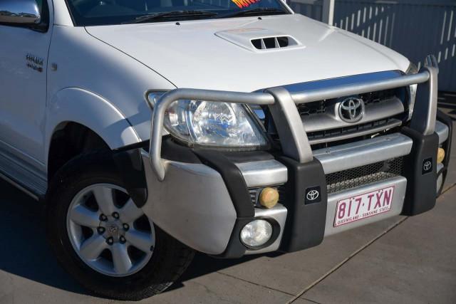 2011 Toyota HiLux KUN26R MY10 SR5 Utility Image 17