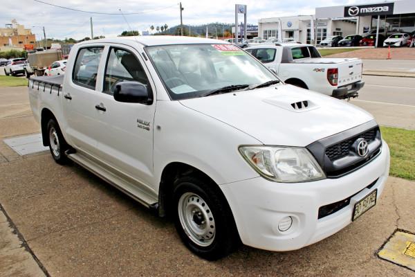 2009 Toyota HiLux KUN16R  SR SR Utility - dual cab