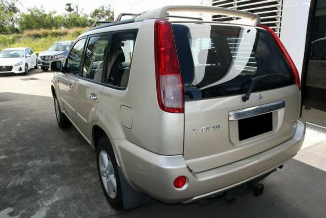 2004 Nissan X-Trail T30 II TI-L Wagon