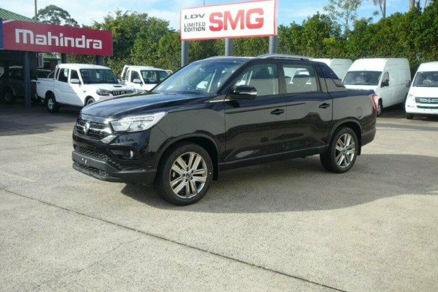 2018 SsangYong Musso Ultimate 1 of 20