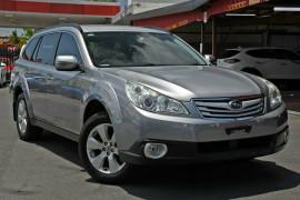 Subaru Outback 2.5i Lineartronic AWD B5A MY10