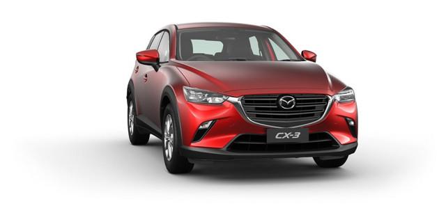 2021 MY0  Mazda CX-3 DK Maxx Sport Suv Mobile Image 5