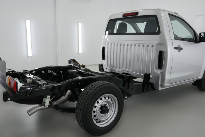 2020 MY19 Isuzu UTE D-MAX SX Single Cab Chassis Low-Ride 4x2  Single cab Image 9
