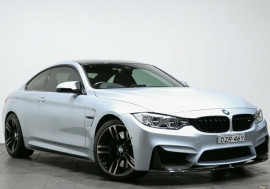 BMW M4 Competition M-DCT F82