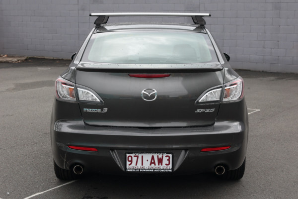 2010 Mazda 3 BL10L1 SP25 Sedan Image 4