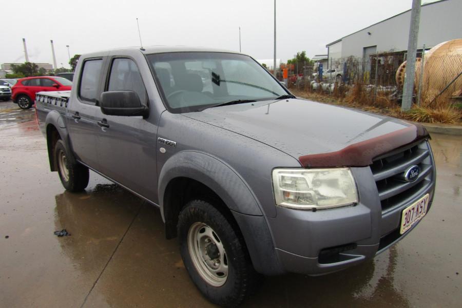2007 Ford Ranger PJ XL Utility