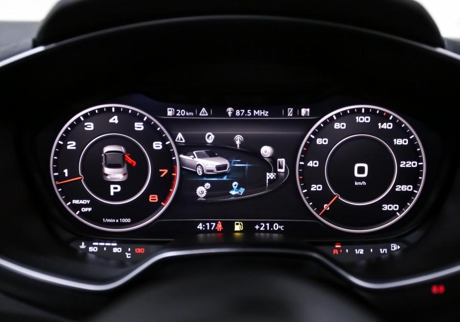 2015 Audi Tt Audi Tt 2.0 Tfsi Quattro Auto 2.0 Tfsi Quattro Roadster