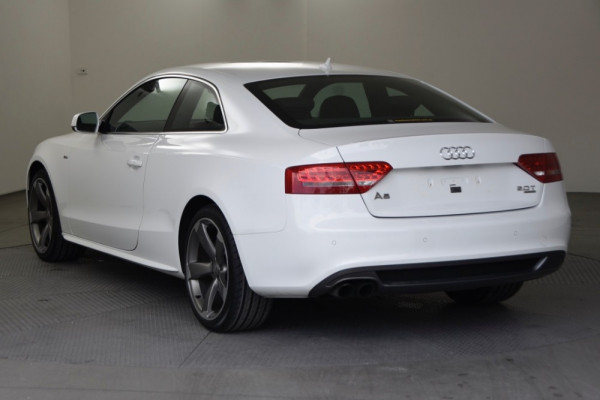 2011 MY12 Audi A5 8T MY12 Coupe Image 3