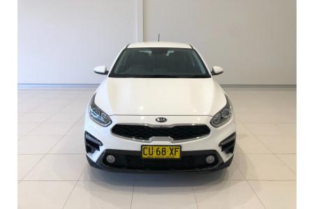 2019 Kia Cerato BD S Hatchback Image 3