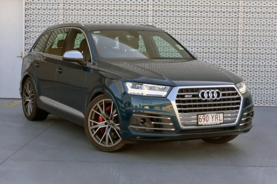 2019 MY18 Audi SQ7 4M 4.0 TDI Suv