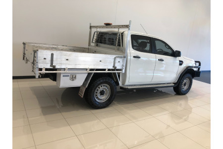 2017 Ford Ranger PX MkII Turbo XL 4x4 Image 4