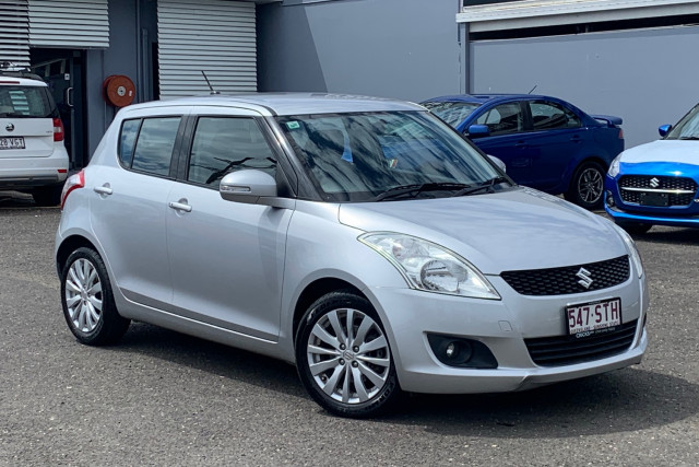 2012 Suzuki Swift FZ GLX Hatchback
