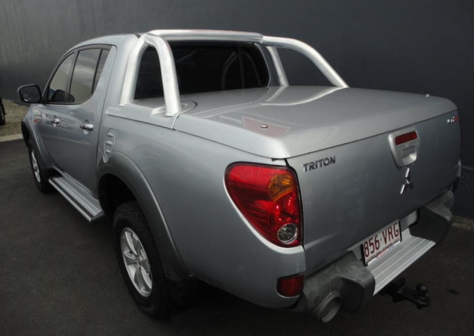 2008 Mitsubishi Triton ML  GLX-R Utility - dual cab