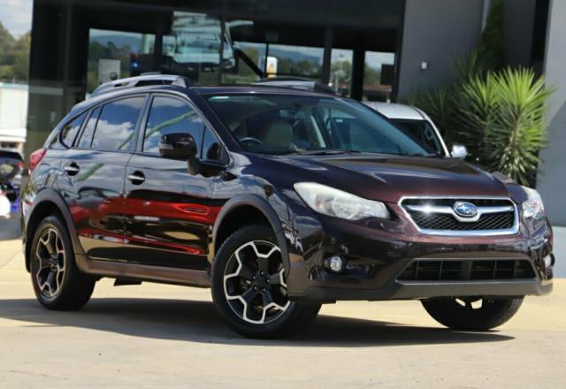 2012 Subaru XV G4X MY12 2.0i-S Lineartronic AWD Suv