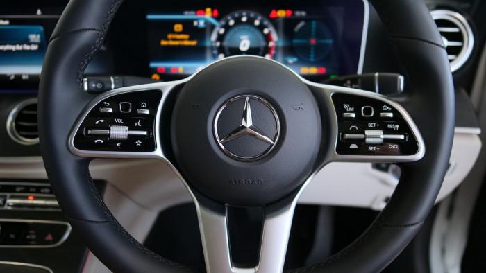 2019 Mercedes-Benz E Class Sedan Image 11