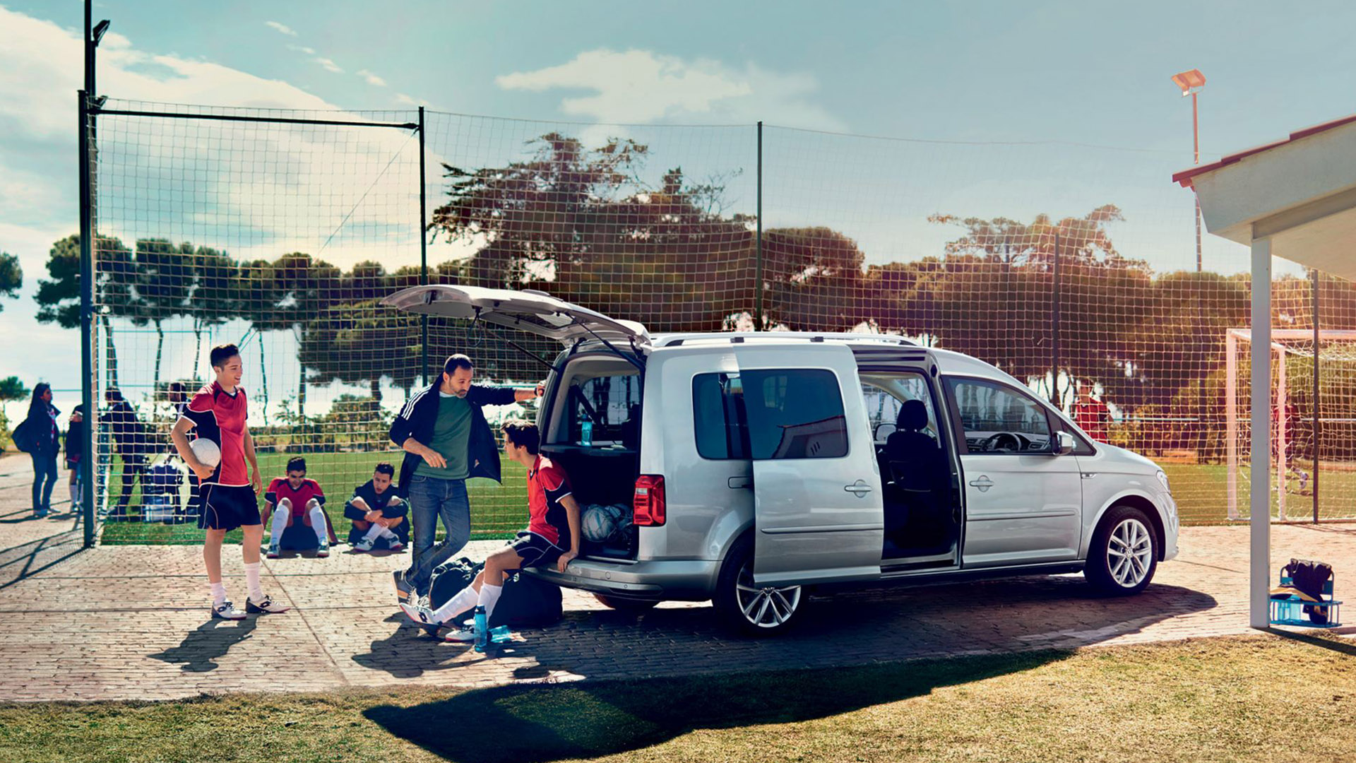 Whatever you need it for, the Caddy fits the bill Image