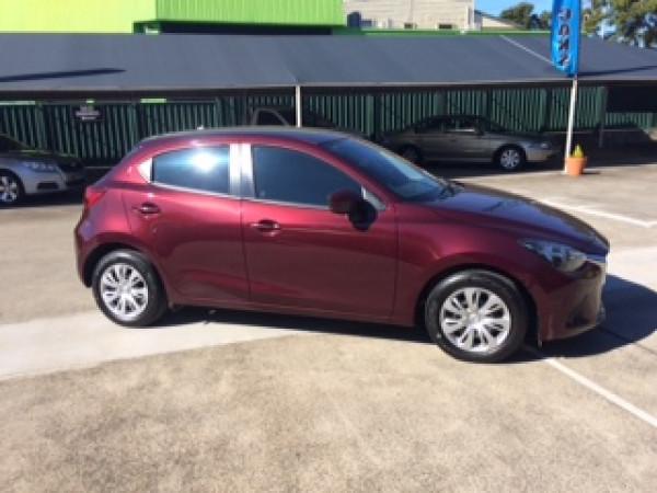 2017 Mazda 2 DJ2HAA Neo Hatchback