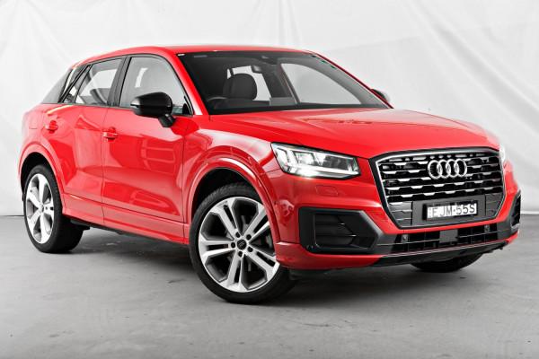 Audi Q2 S-tronic 35 Edition2 Design TFSI 1.4L 110kW