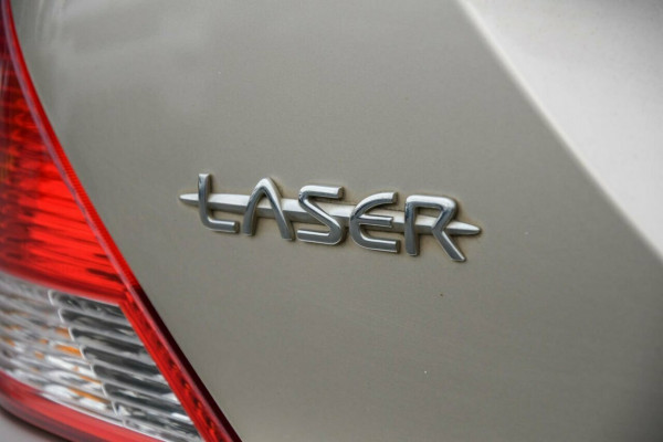 2002 Ford Laser KQ LXI Hatchback