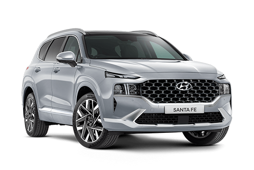 Santa Fe The 7-seat SUV built for families on the go.