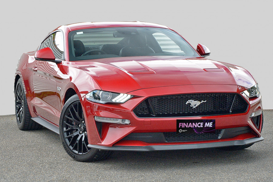 2019 MY20 Ford Mustang FN 2020MY GT Coupe image 1