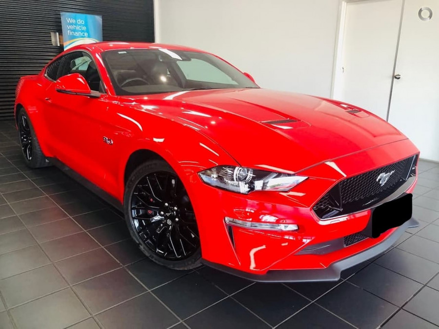 2020 Ford Mustang Image 1