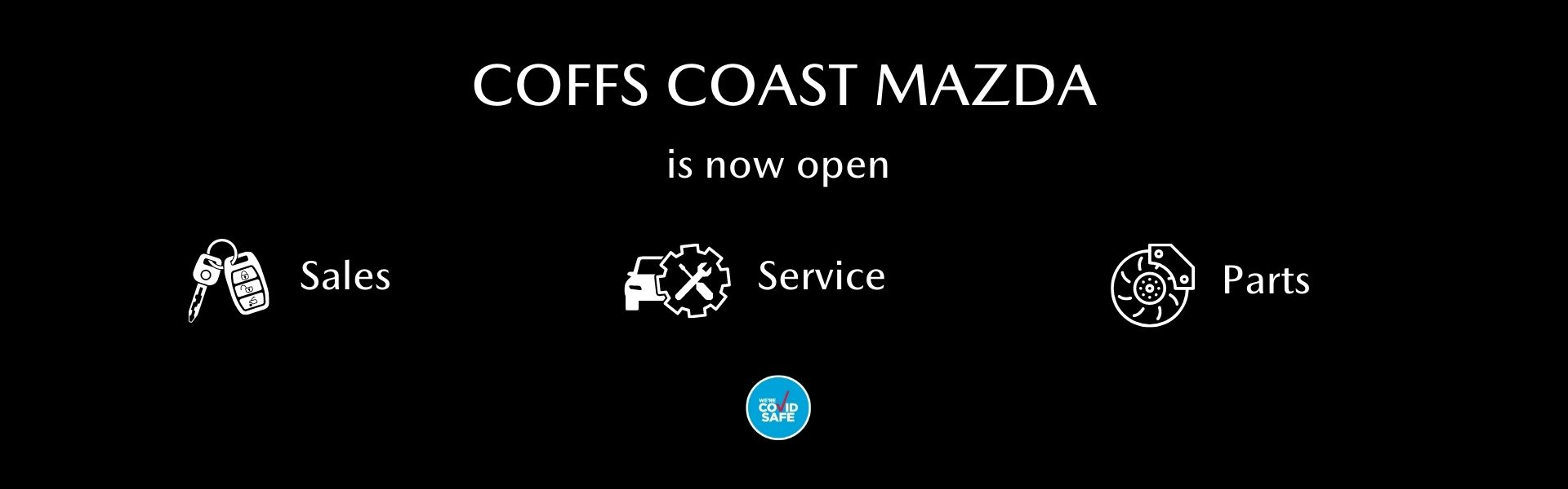 Coffs Coast Mazda now open