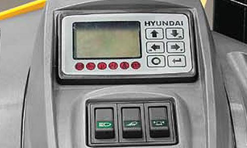 Self - diagnostic LCD Monitor