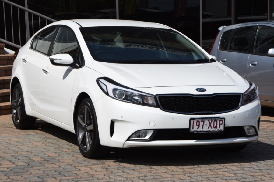 2017 MY18 Kia Cerato YD MY18 Sport+ Sedan