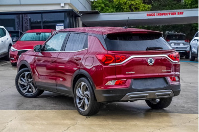 2019 SsangYong Korando C300 MY20 Ultimate Wagon Image 4