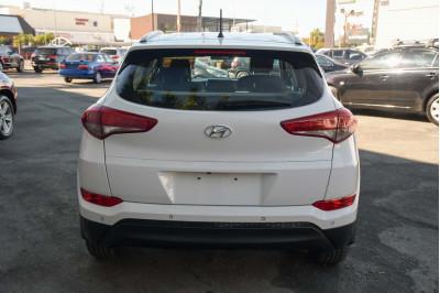2016 Hyundai Tucson TL Active Suv Image 4