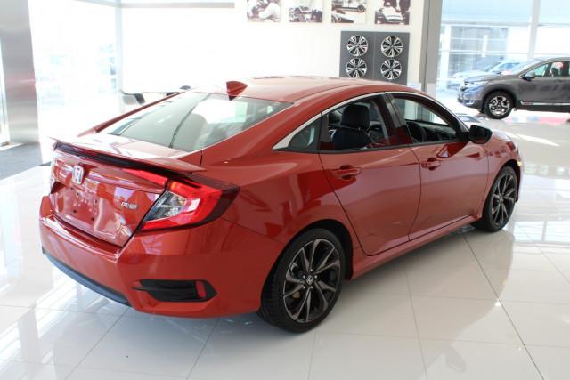 2020 Honda Civic Sedan 10th Gen RS Sedan Image 4