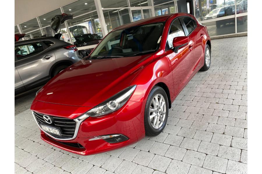 2016 Mazda Mazda3 BN5478 Maxx Hatchback