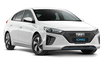 New Hyundai IONIQ Coming Soon