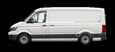 New Volkswagen Crafter Van