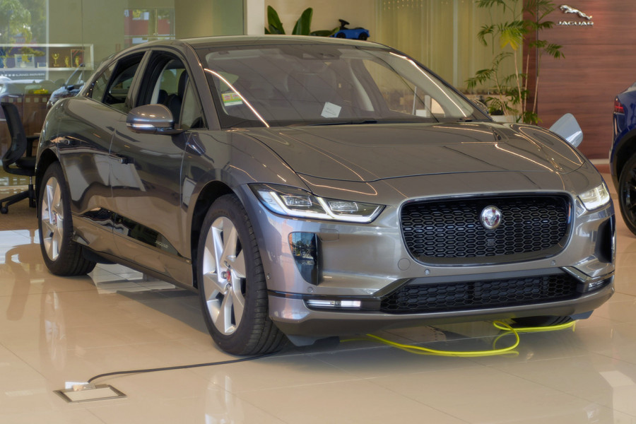 2019 Jaguar I-PACE X590 SE Hatchback