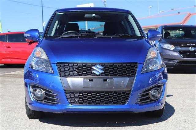 2012 Suzuki Swift FZ Sport Hatchback Image 8
