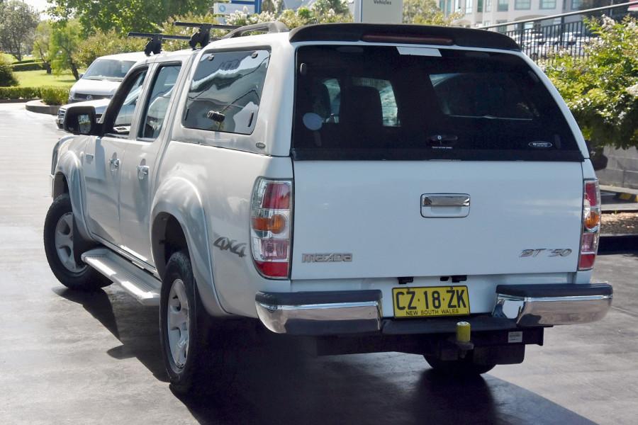 2011 Mazda BT-50 Ute