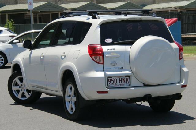 2008 Toyota RAV4 ACA33R MY08 Cruiser Wagon