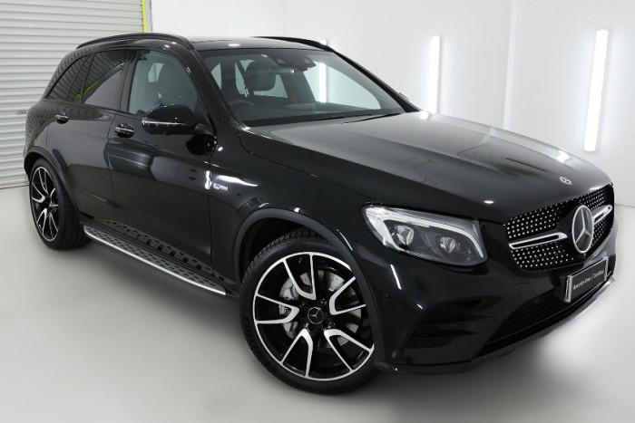2018 MY08 Mercedes-Benz Glc-class X253 808MY GLC43 AMG Wagon
