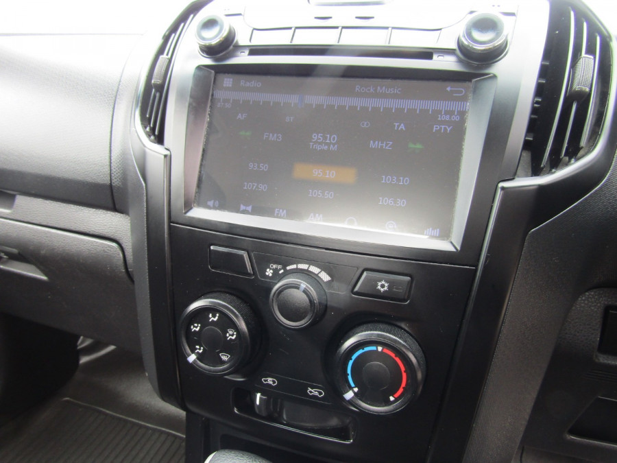 2018 Isuzu Ute D-MAX MY18 SX Cab chassis Image 10